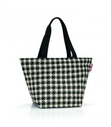 Torba na zakupy Shopper M kolor Fifties Black, firmy Reisenthel