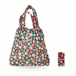 Siatka na zakupy Mini Maxi Shopper kolor Happy Flowers, firmy Reisenthel