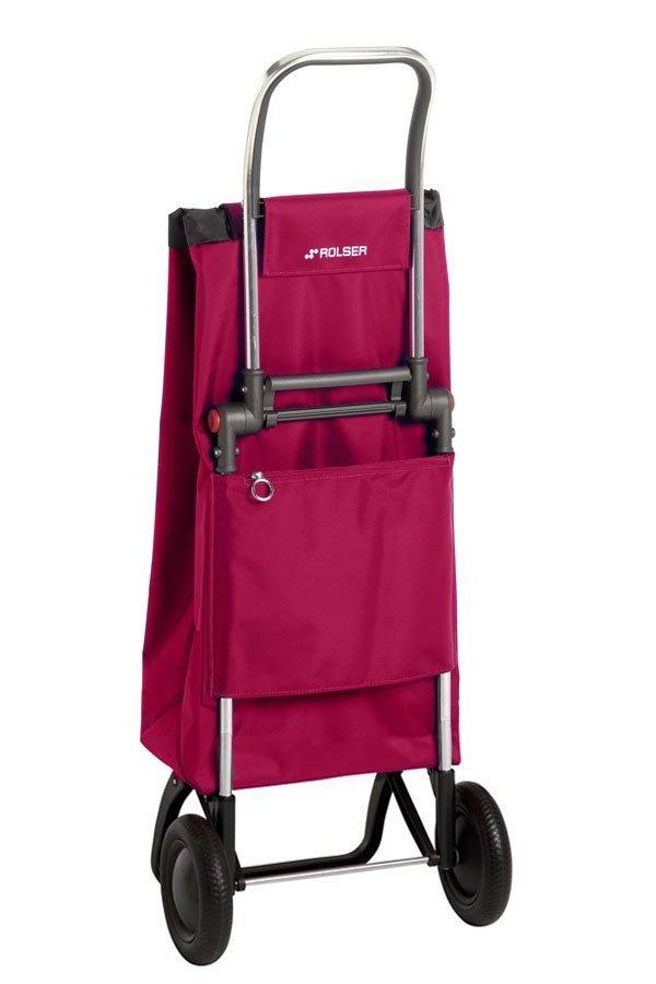 Wózek na zakupy IMX004 LOGIC kolor BASSI, firmy Rolser