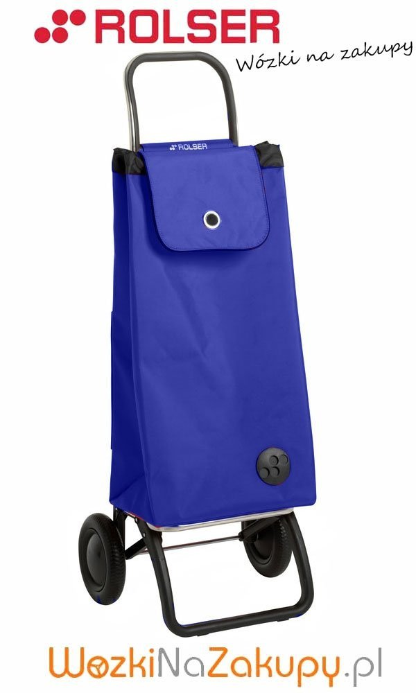 Wózek na zakupy IMX001 Convert RG kolor Azul, firmy Rolser