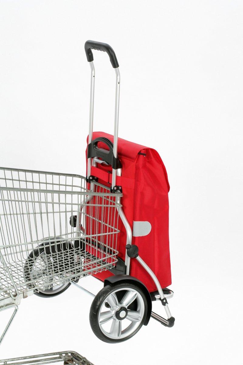 Wózek turystyczny Royal Plus 147 Hydro 2.0 czerwony, firmy Andersen