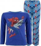 Piżama Spiderman THWIP niebieska