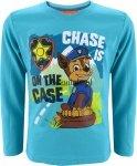 Bluzka Psi Patrol Chase niebieska