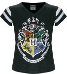 T-shirt Harry Potter szary