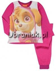 Piżama Psi Patrol dla dziewczynki róż