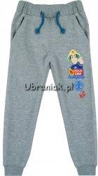 Spodnie dresowe Strażak Sam szare