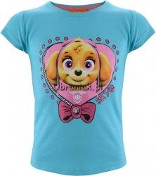 Bluzeczka Psi Patrol Skye niebieska