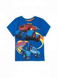T-shirt Blaze i Mega Maszyny