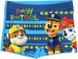 Kąpielówki Bokserki Psi Patrol niebieskie