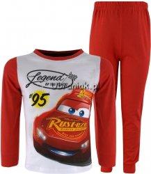 Piżama Auta Legends czerwona