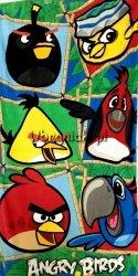 Ręcznik Kąpielowy Angry Birds