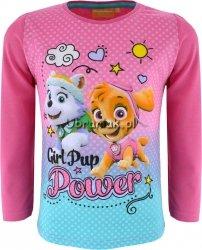 Bluzka Psi Patrol Girl różowa