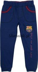 Spodnie Dresowe FC Barcelona granatowe