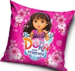 Poszewka na poduszkę 40x40 Dora