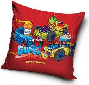 Poszewka na poduszkę Super Zings czerwona