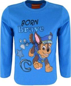 Bluzka z Psim Patrolem Chase niebieska