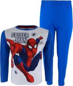 Piżama Spiderman niebieska