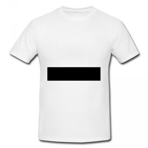 Biała koszulka na WF i do gimnastyki