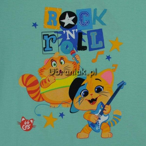 Koszulka 44 koty Rock and Roll