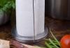 Stojak kuchenny na ręczniki papierowe