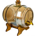 Beczułka 5 L Zdrówko - bursztynowa