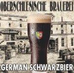 Oberschlesische Brauerei German Schwarzbier - 1,7kg + drożdże