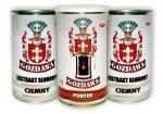 Porter - Mocny i aromatyczny - Zestaw - 5,1kg, 3 puszki GOZDAWA
