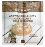 Zakwas chlebowy orkiszowy z drożdżami - 23 g
