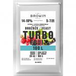 Drożdże winiarskie Turbo Fruit 5-7 dni 100 L