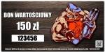 BON Wartościowy - 150zł