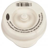 Korek / kaptur do balonów z wąską szyjką fi 75mm