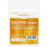 Drożdże winiarskie Enovini® Honey, 10 g