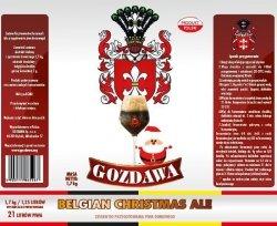 Belgian Christmas Ale