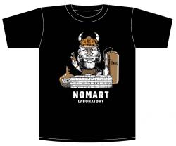 Koszulka, T-shirt Nomart Laboratory roz. M