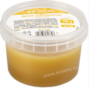 Wosk serowarski - żółty 150g