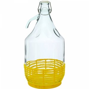 Gąsior Dama 5 L - koszyk plastik, zamkn. druciane