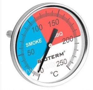 Termometr do wędzarni, grilla