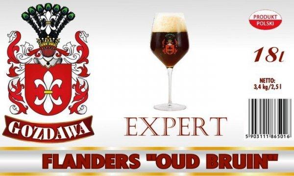 "Gozdawa Expert 3,4kg Flandern ""Oud Bruin"""