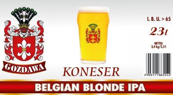 Gozdawa - Belgian Blonde IPA