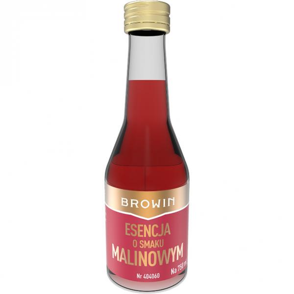 Esencja smakowa-Likier malinowy na 0,75L alk- 20ml