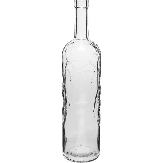 Butelka Kraina Lodu 1L z korkiem