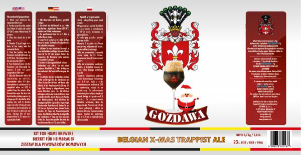 Belgian Xmas Trappist Ale