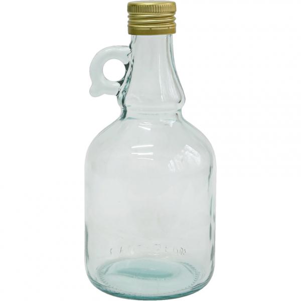 Butelka Gallone 0,5 L bez oplotu, z zakrętką