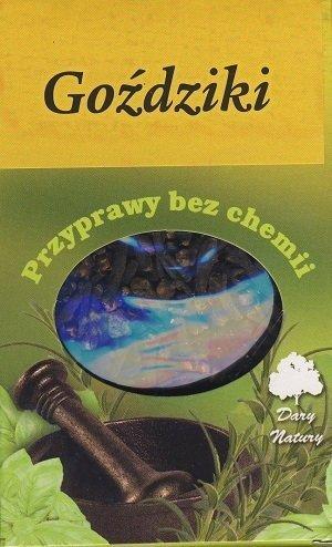 Goździki - 30g - Dary Natury