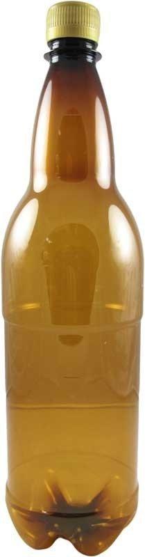 Butelka PET z zakrętką 1 l