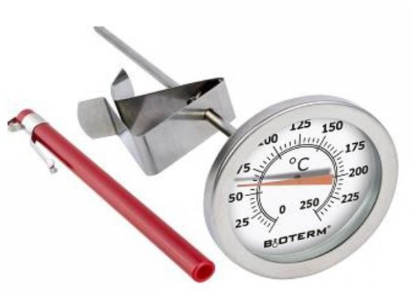 TERMOMETR do pieczenia i gotowania 0°C +250°C 180mm