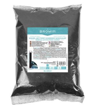 Węgiel aktywny - kamienny, mineralny - 0,86 kg