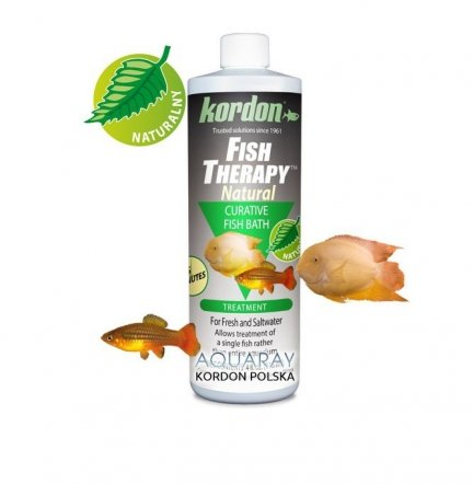 KORDON Fish Therapy 118ml leczy bakterie grzyby