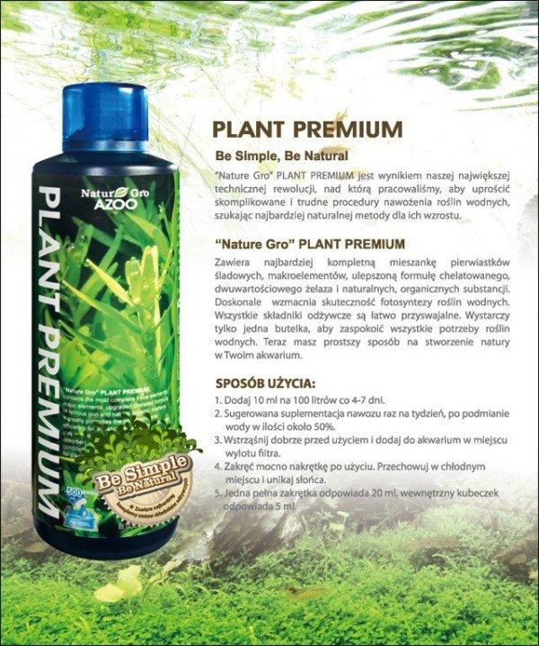 Azoo Nature-Gro Plant Premium 250Ml Super Nawóz
