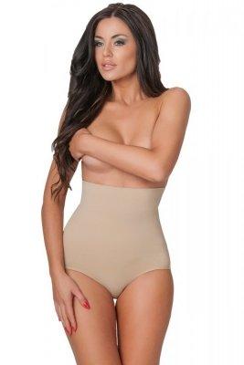 Linea Fashion 601 beige Stahovací kalhotky